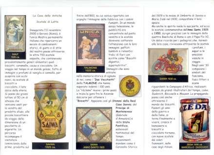 Brochure della Casa delle Scatole PDF - CLICCA QUI